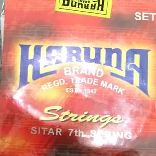 Sitar Strings Full-set (7strings)