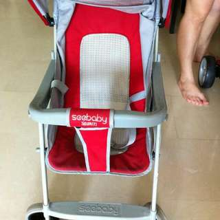 FOR SALE STROLLER GOOD CONDITION