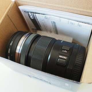 Olympus M.ZUIKO ED 12-50mm f/3.5-6.3 EZ Micro 4/3 Lens