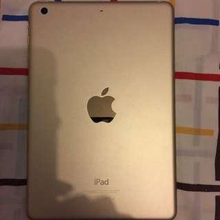 iPad Mini 3 64GB GOLD