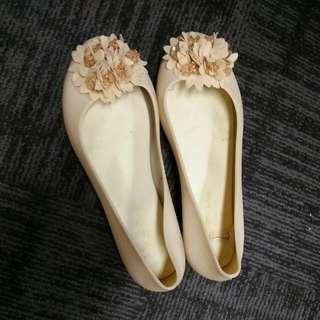 flat shoes / sepatu size 35/36 (free ongkir jabodetabek)