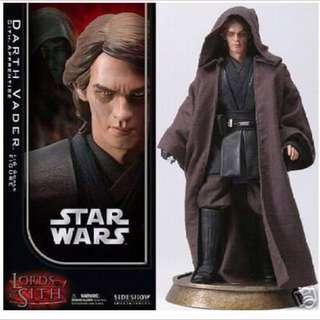 Sideshow 1/6 Anakin Skywalker Obi Wan Star Wars