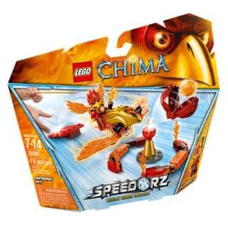 LEGO LEGENDS OF CHIMA INFERNO PIT (FLUMINOX) 70155