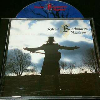 Ritchie Blackmore Rainbow (Strangers In Us Alll) Cd