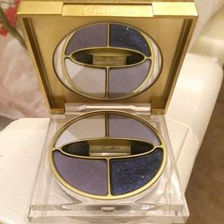 REPRICED Guerlain 4 Shade Eyeshadow Touché De Bleu #290
