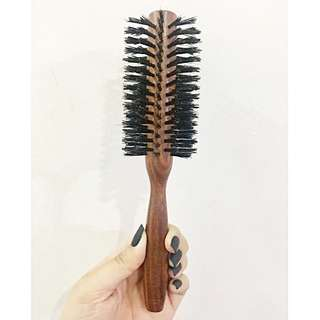 Acca Kappa Hair Boar Bristle Brush