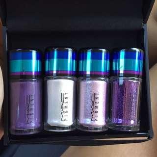Mac Limited Edition Purple Pigment Bundle
