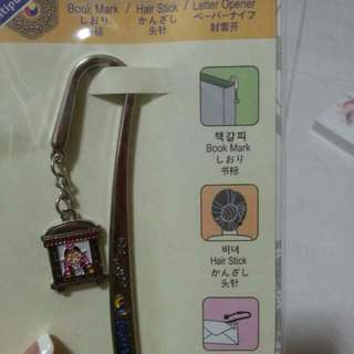 3 In 1 - Korea Bookmark, Hairstick And Letter Opener (Brand New)
