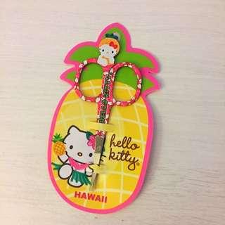 🚚 Hello Kitty夏威夷限定小剪刀
