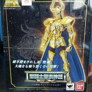 """Bandai Saint Seiya Myth Cloth EX Capricorn Syura Action Figure ORIGINAL BANDAI """"Japan"""