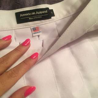 **BRAND NEW** American Apparel Skirt