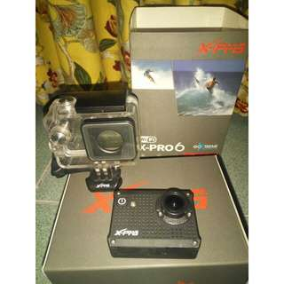 Action Camera X-Pro 6 Wifi