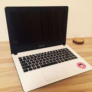 急售降價!Asus華碩14吋筆電 筆記型電腦 外觀新 女用機
