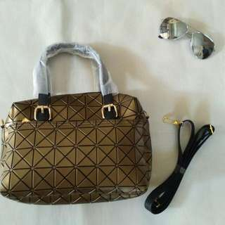 Fashion Bag bronze