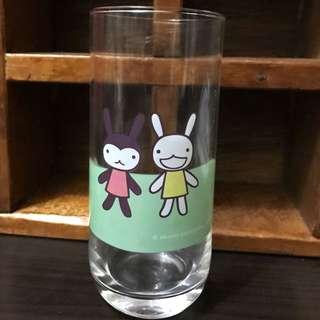 全家 阿朗基變色玻璃杯