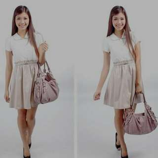 Flymetoparis Paperbag Dress