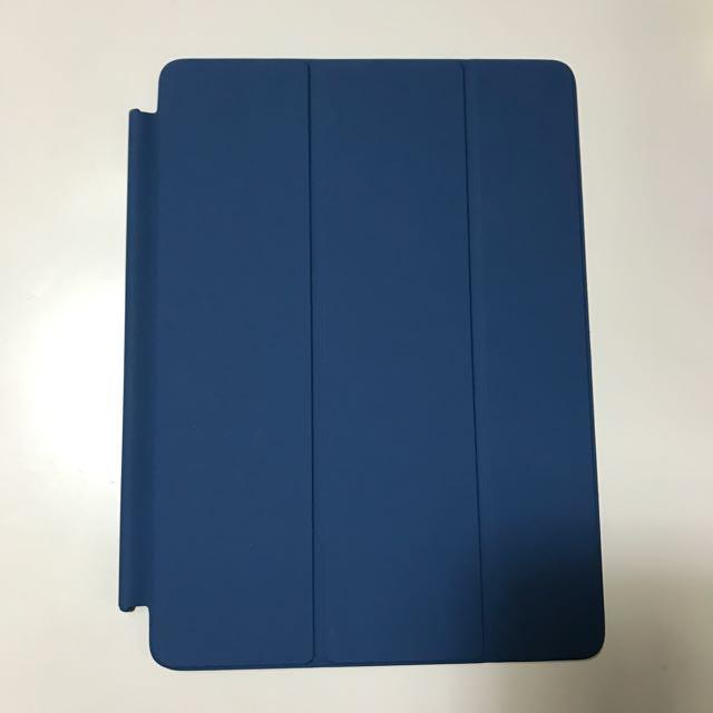 蘋果原廠9.7吋iPad Pro Smart Cover-海藍色,原價1690元