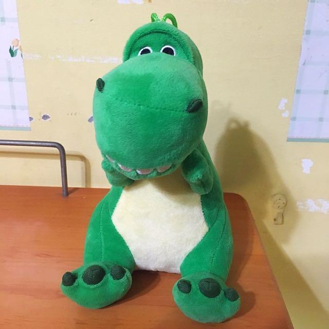 玩具總動員 抱抱龍 恐龍