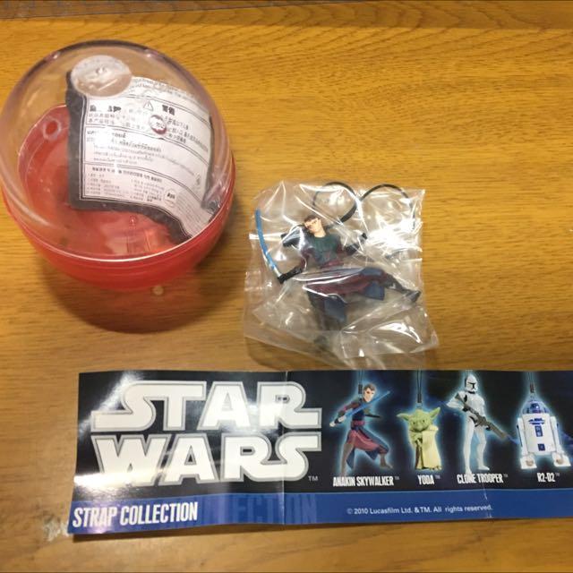 [扭蛋]星際大戰 Star Wars skywalker款