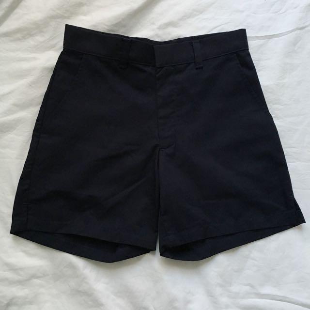 american apparel chino shorts