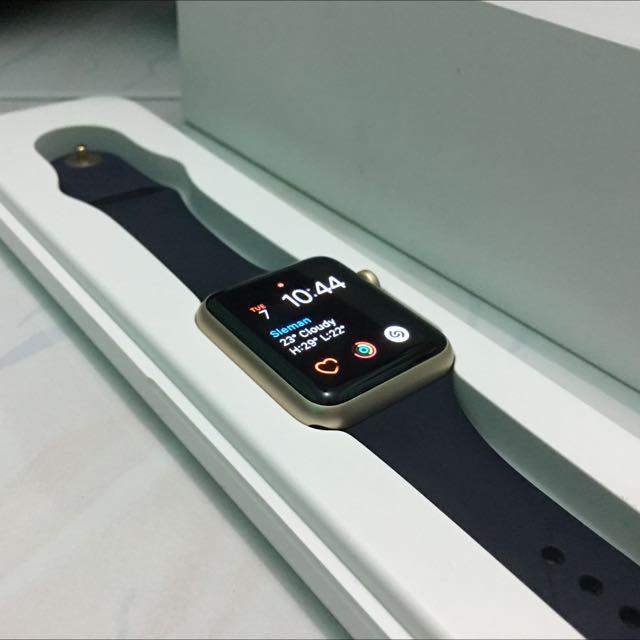 Apple Watch 42mm Midnight Blue (Langka)