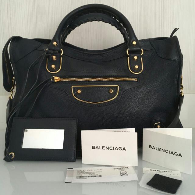 Authentic Balenciaga City