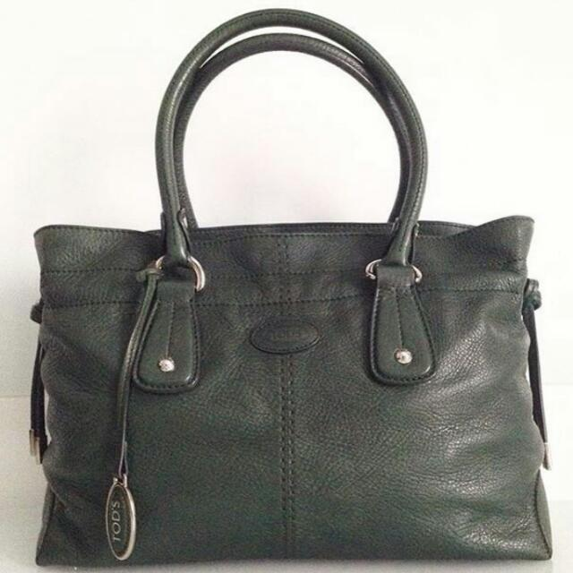 Authentic Tods Handbag