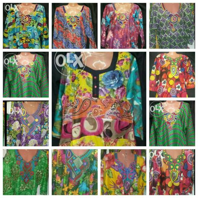 Bangkok dresses - Plus size