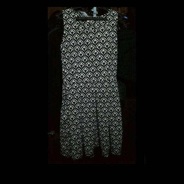 Black and White Dress (Cinderella)