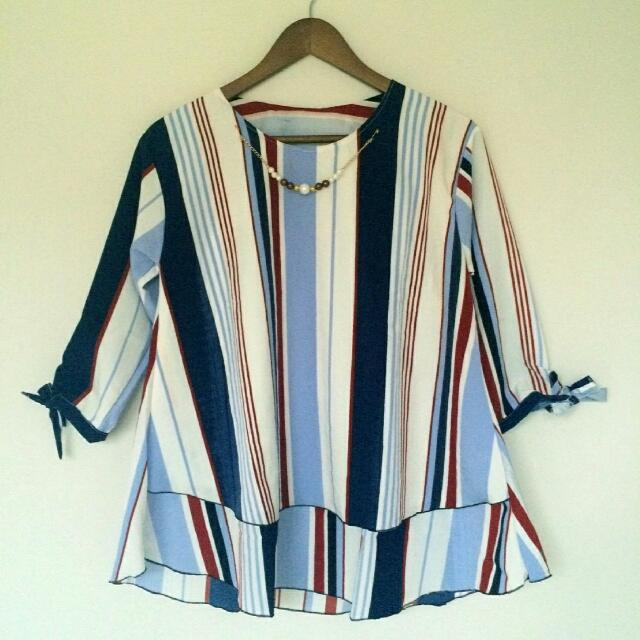 Blouse Stripe