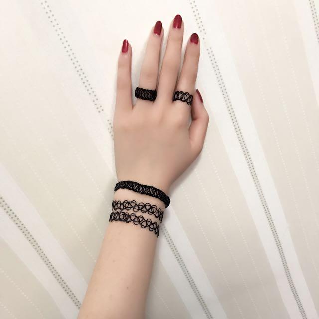 bracelet&ring