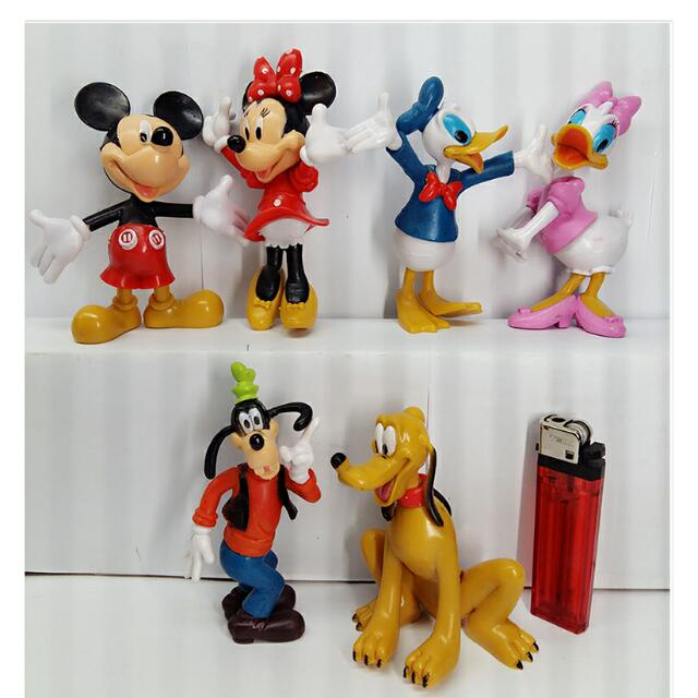 Brand New Mickey And Friends Figurine