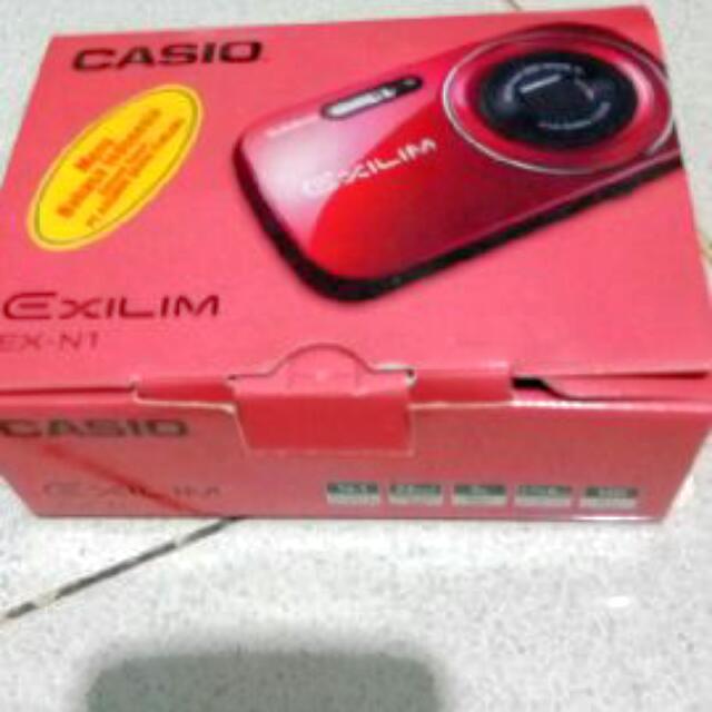 Camera Digital Casio Exilim Ex-N1
