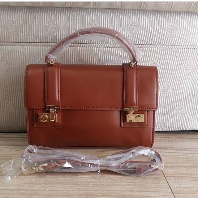 Charles & Keith Satchel