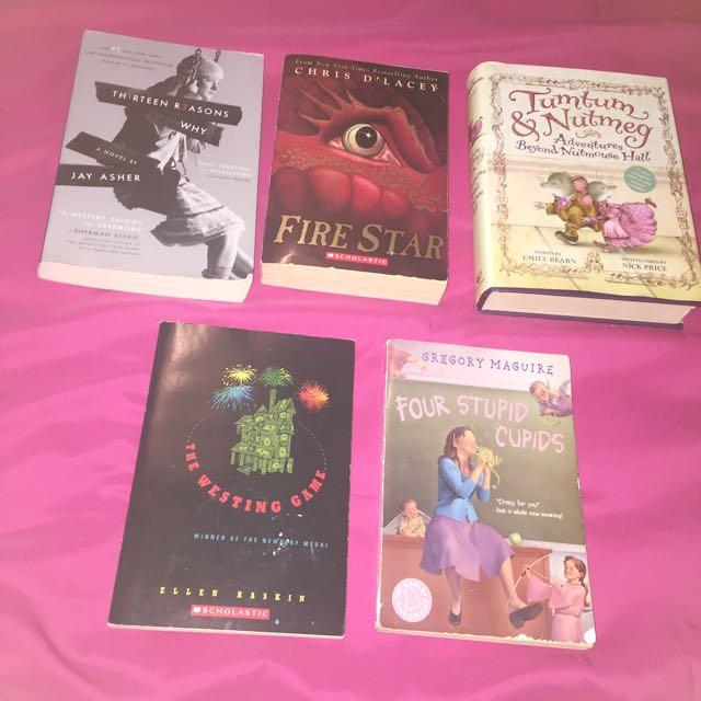 Children Books & Novels