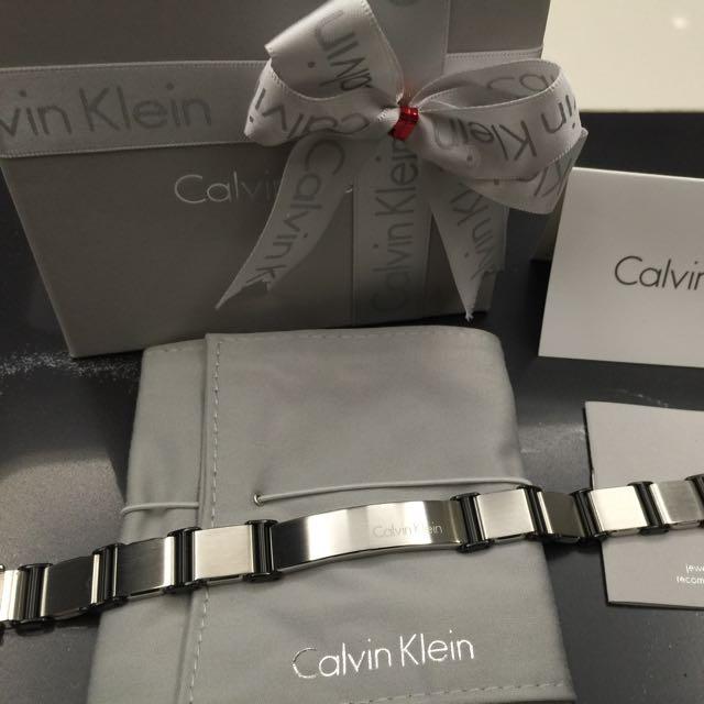 CK Calvin Klein Invigorate 簡約手環