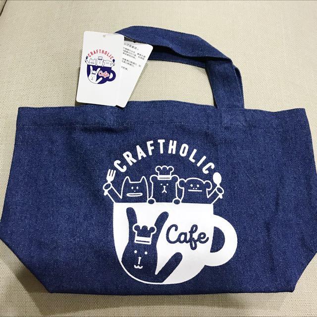 CRAFTHOLIC宇宙人-下午茶☕️手提袋