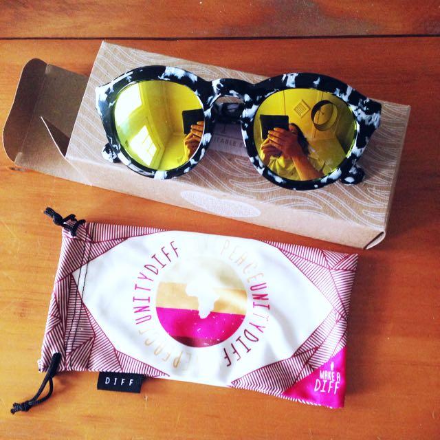 Diff Designer Sunglasses