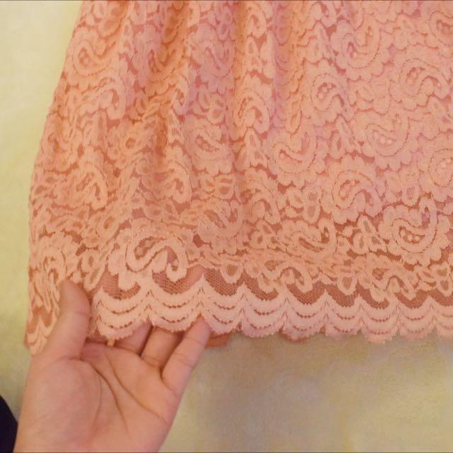 Cute Off Shoulder Dress
