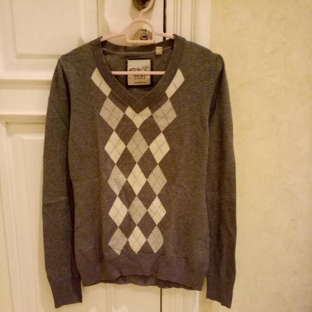 Esprit Sweater Grey