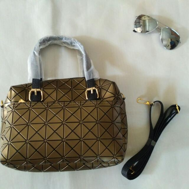 Fashion Bag bronze