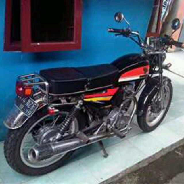 Glpro145cc Modif Cb Glatik Taun 1991 Motorbikes On Carousell