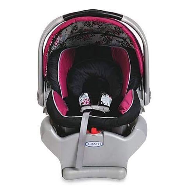 Graco Snugride Car Seat (with Base)