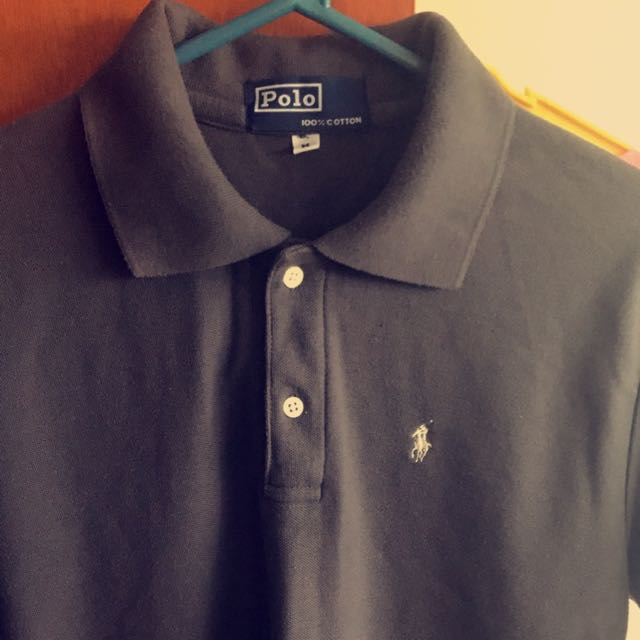 Grey Ralph Lauren Polo