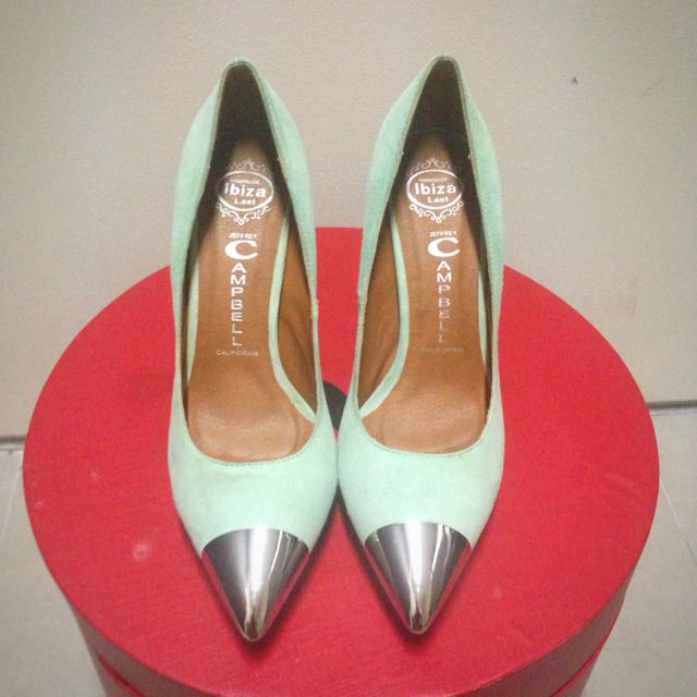 High Hells Shoes Jeffrey Cambell - Authentic