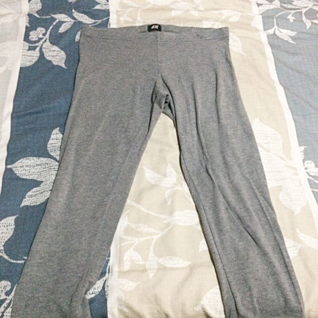 H&M Gray Leggings