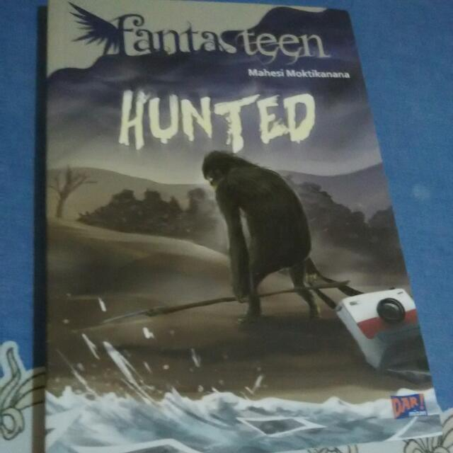 Hunted - Fantasteen