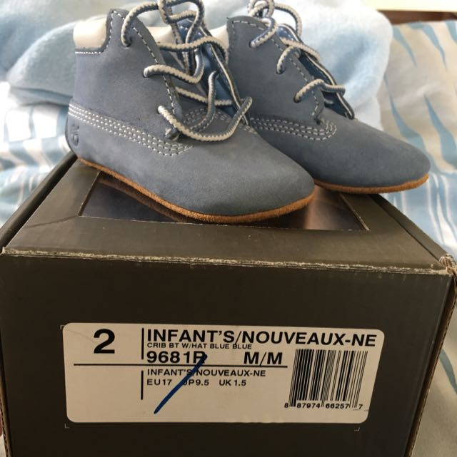 Infant timberlands 2c