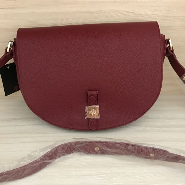 888f3ab2c Inspired Mulberry Crossbody For Let Go!!, Muslimah Fashion on Carousell