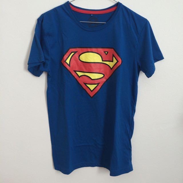 jayjays superman tee